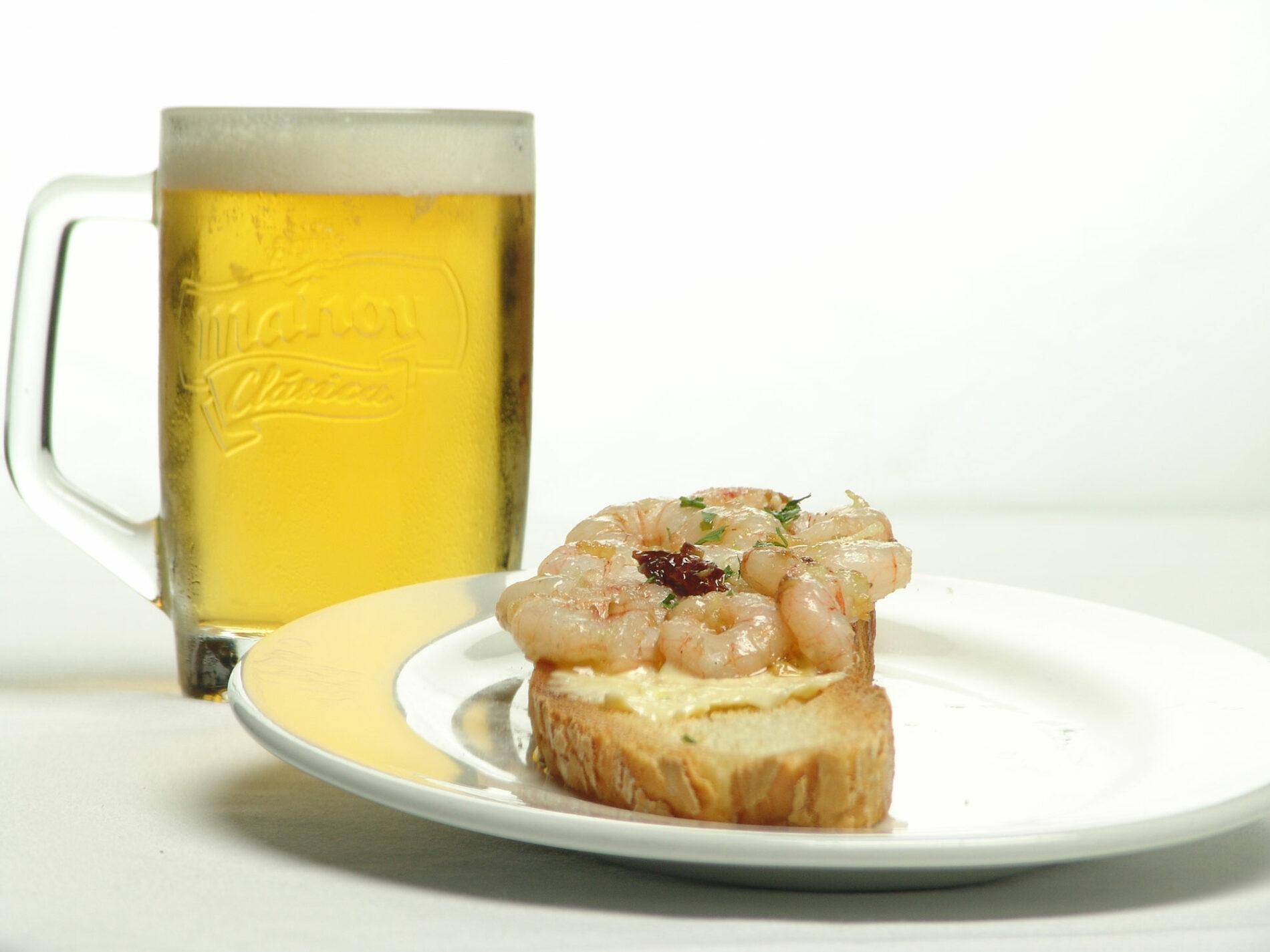 Casa Corrochano aperitivo