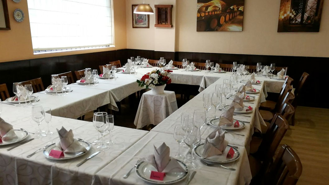 Restaurante Casa Corrochano